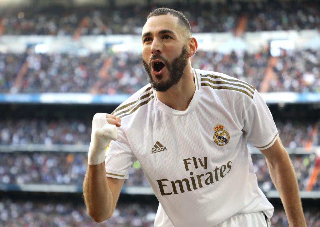 Beberapa Pemain Real Madrid Tampil Bagus Pada Musim ini