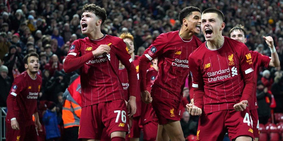 Liverpool Sangat Memukau Sepanjang Musim Ini, Berikut ini Buktinya