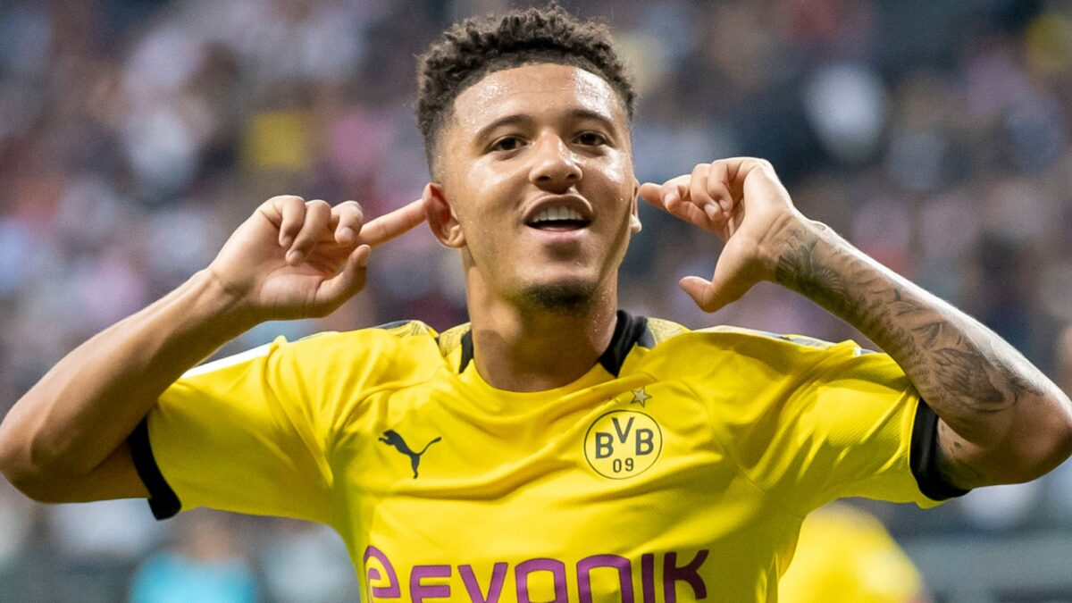 Manchester United Rela Tunda Transfer Untuk Sancho Sampai 2020
