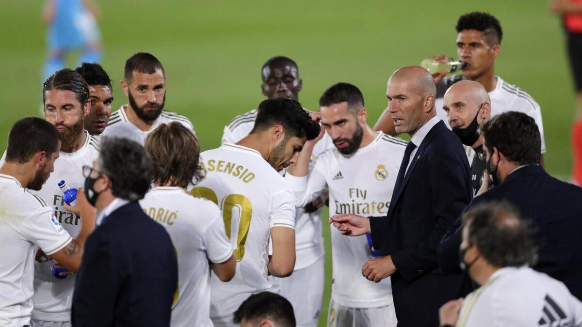 Real Madrid Akan Kehilangan Dua Pemain Seniornya