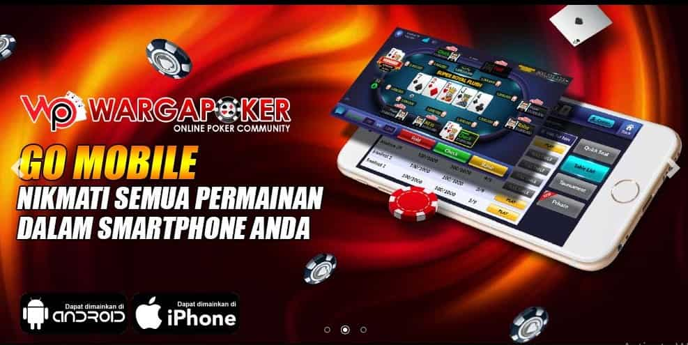 Poker Pilihan Para Profesional di Wargapoker